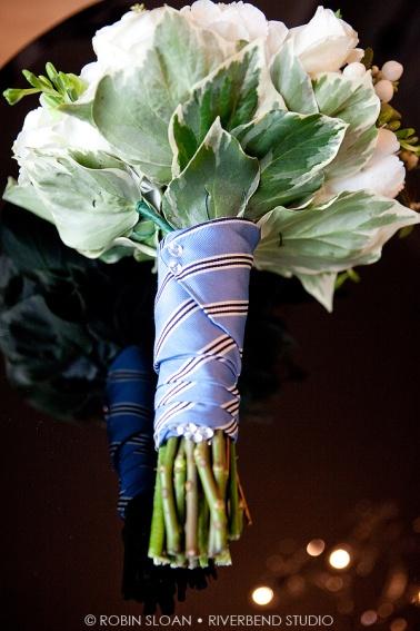 tie bouquet